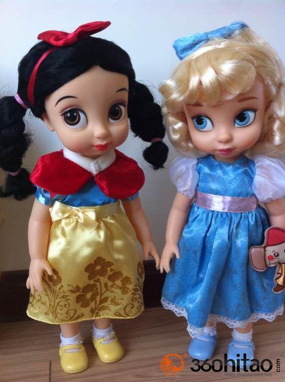 这些娃娃真的很可爱